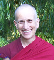 Visit of Venerable Thubten Chodron